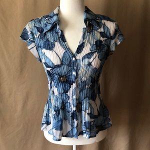Women's button down blouse